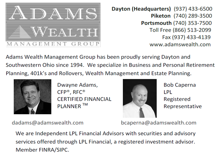 adams wealth management group